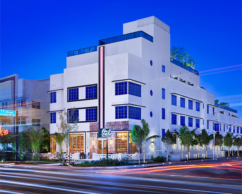 Gale South Beach Art Deco